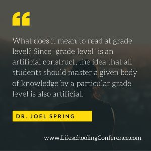 what does it mean to read at grade level- since grade