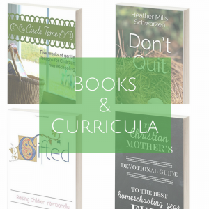Books and Curricula
