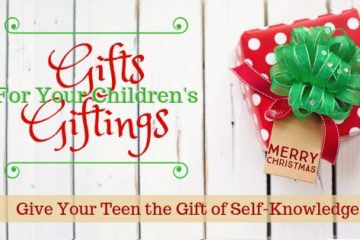 Teen Gift Self-knowledge