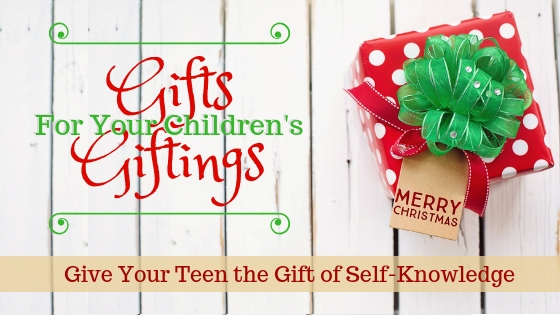 Teen Gift Self-knowledge