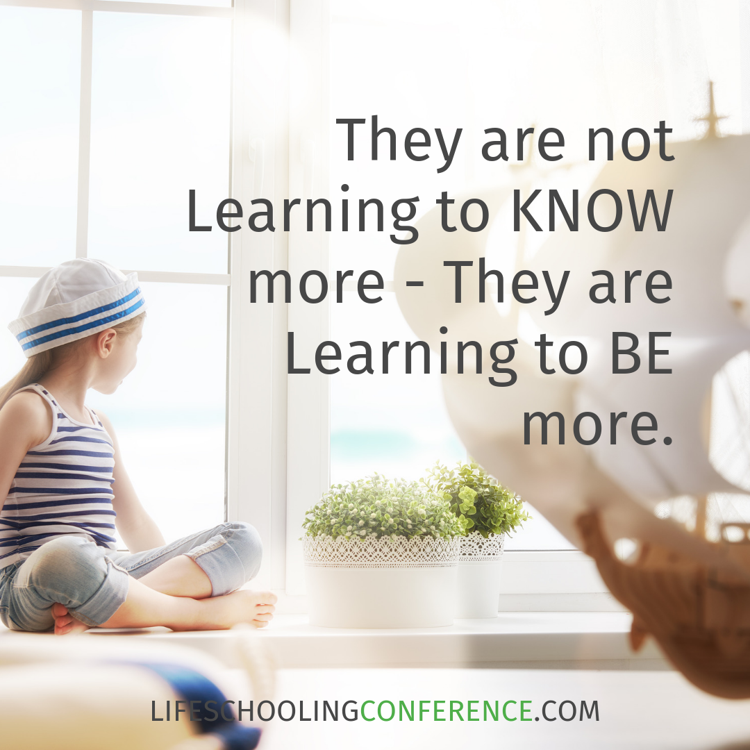 Homeschooling, Lifeschooling, and Raising Big Dreamers
