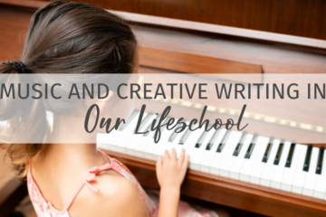 Music and Creative Writing in Our Lifeschool