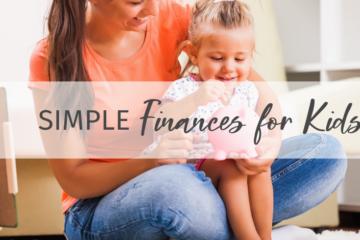 Simple Finances for Kids