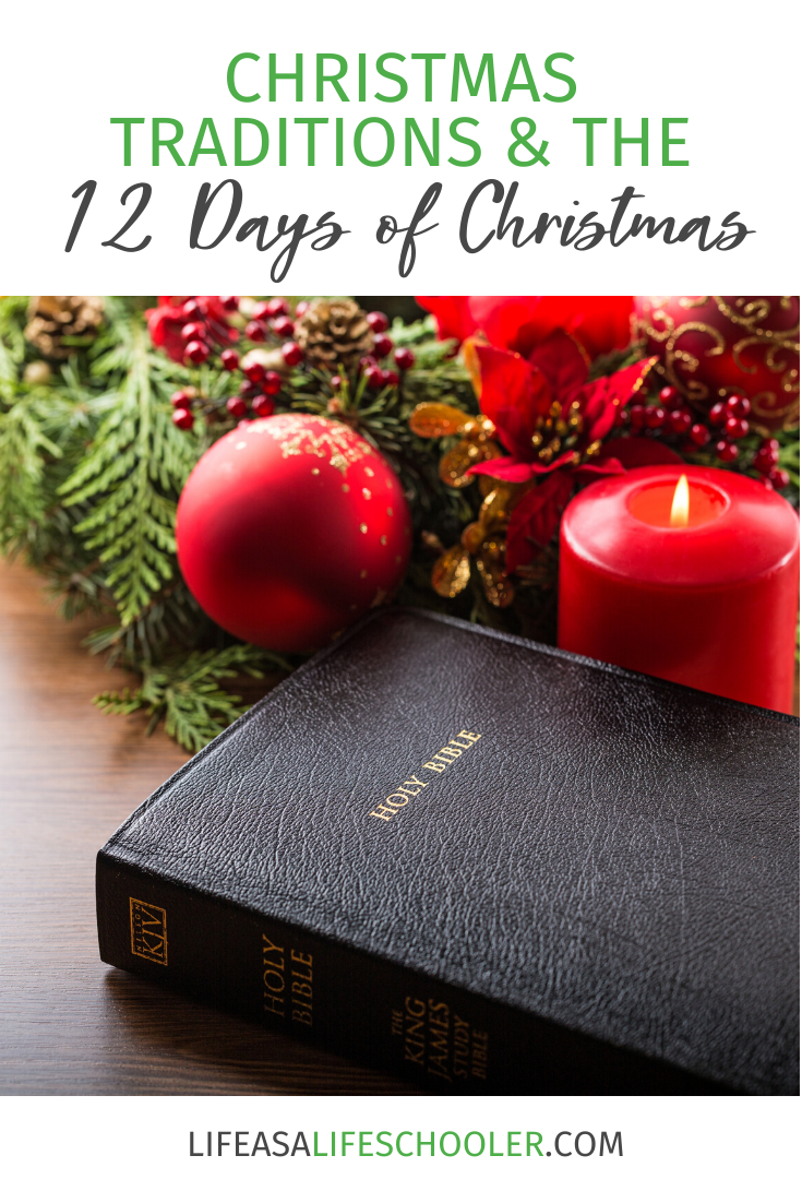 History of Christmas Traditions and the 12 Days of Christmas
