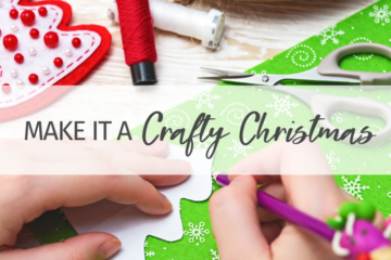 Do it Homemade and Make it a Crafty Christmas