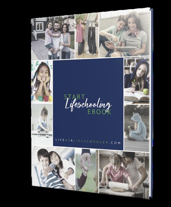 Start Lifeschooling Ebook