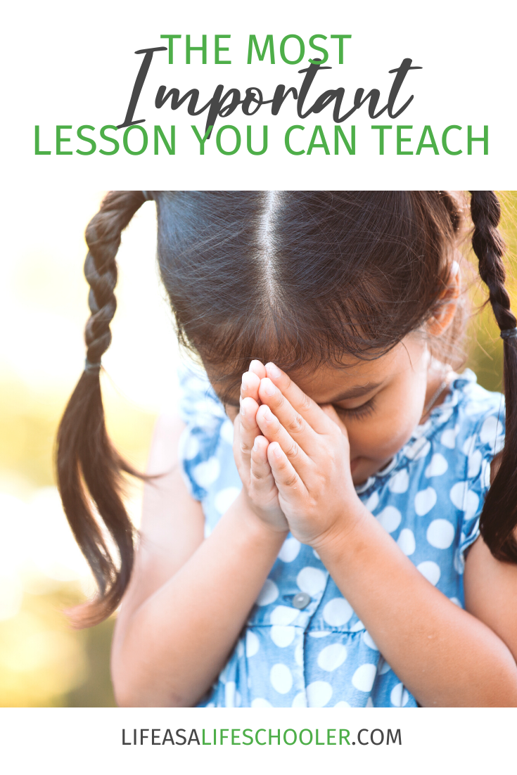 When we consider that Jesus told people they must have the faith of a little child, then now is the time to teach our children to ask for wisdom in faith!