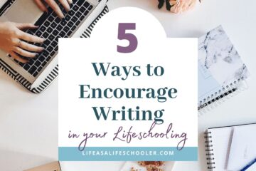 5 ways to encourage writing