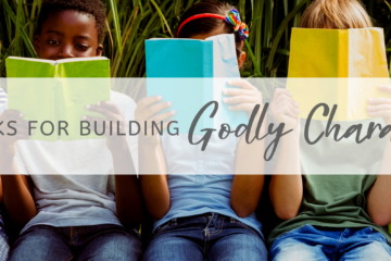 godly character books