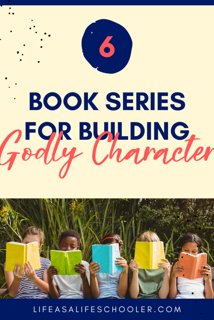 book series godly character