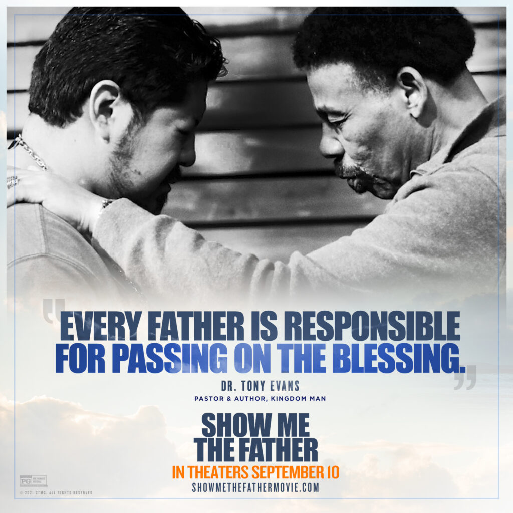 Father blessing